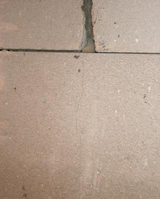 Усадочные трещины в газобетоне