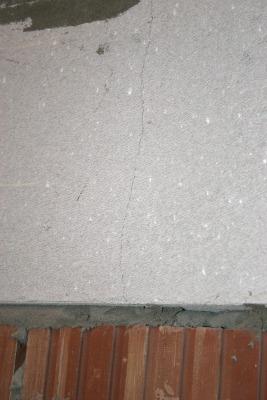 Трещинообразование в газобетоне (пенобетоне)