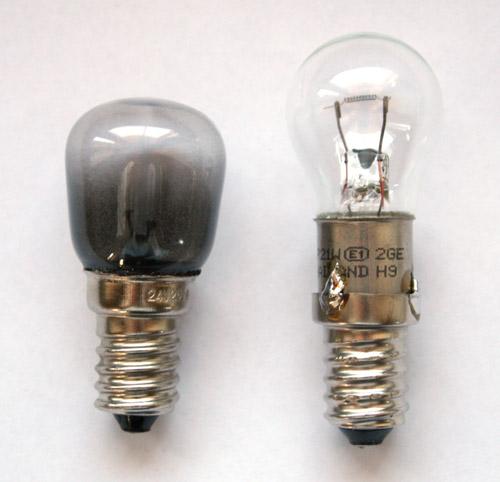 Лампа 119RIR073 24В 25Вт привода Came