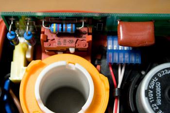 Концевые выключатели привода ESBE ARA661