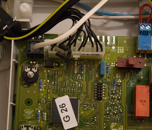 Vaillant vrDIALOG kabel RS232 - protokół Vaillant
