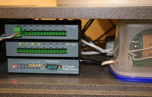 Автополив с управлением по Ethernet Интернет и автоматом