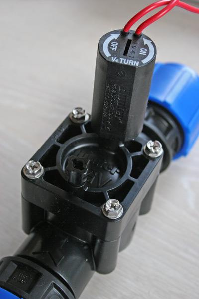 Клапан Hunter PGV-100 для автополива