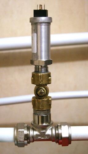КРТ-9 металлопластик тройник