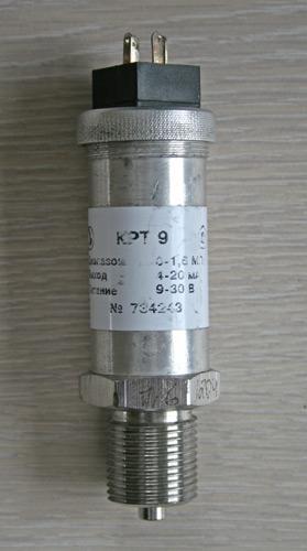 Датчик давления КРТ-9