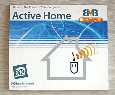ПО для X10. Active Home